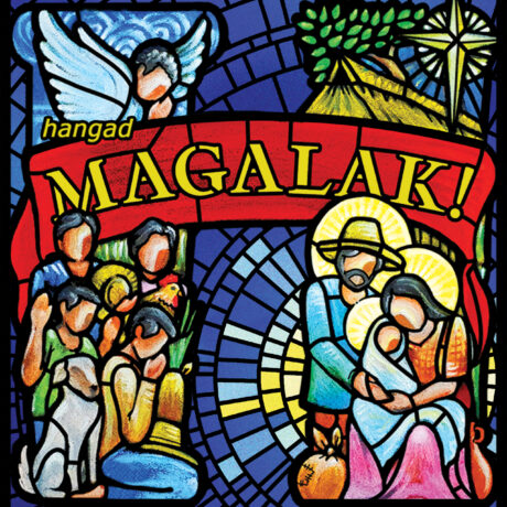 2018.11.01 HANGAD MAGALAK SONGBOOK COVER FRONT